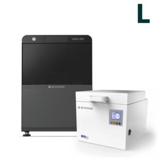 FabPro Printer 1000 + LC-3DPrint Box zur Nachvernetzung