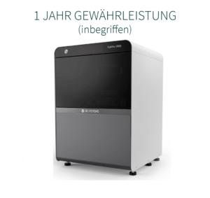 FabPro Printer 1000 + 1 Jahr Gewährleistung